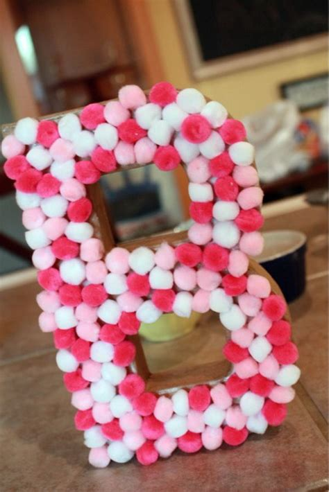 creative ideas tutorials   decorative letters noted list