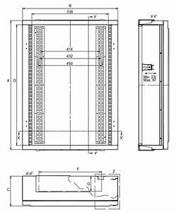 Dimension Tableau Electrique : armoire de distribution en m tal armoire lectrique ide ~ Melissatoandfro.com Idées de Décoration
