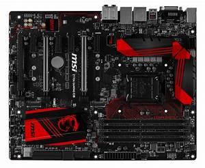 Msi Z170  Gaming Mx Range