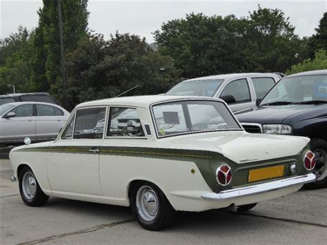 Ford Cortina Lotus For Sale Usa by Classic Ford Cortina Lotus Cortina Mk1 1965 For Sale