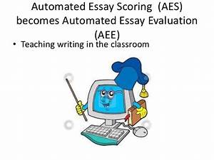 online automated essay scoring