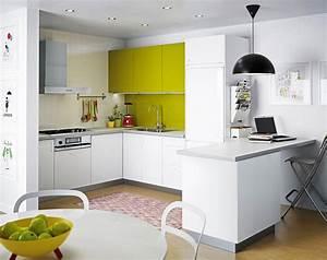 Ikea Cuisine Blanche : les avantages d 39 une cuisine blanche marie claire ~ Melissatoandfro.com Idées de Décoration