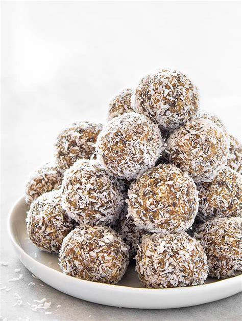 Cooking School Cocoa Bliss by Healthy Lemon Coconut Energy Balls As Easy As Apple Pie
