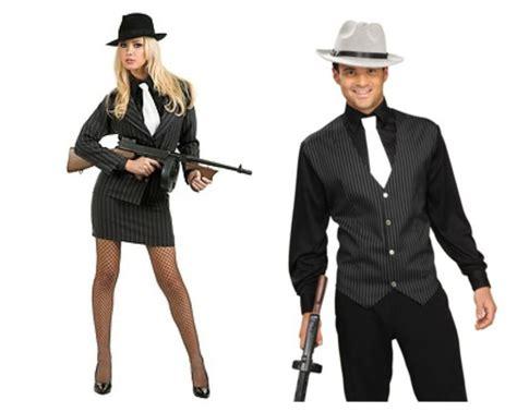 Diy Mobster Costume