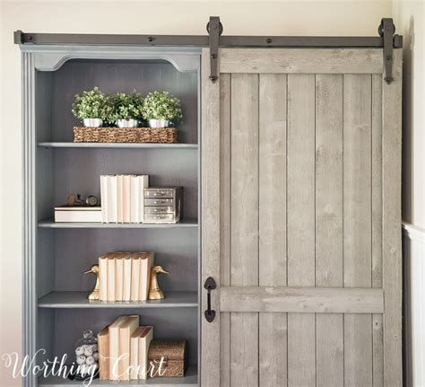 sliding barn door bookcase bookcases with barn doors styles yvotube com