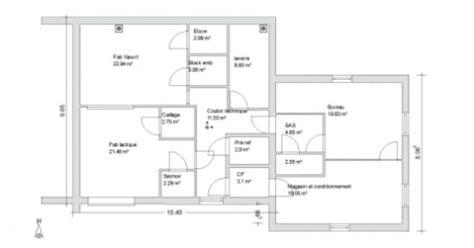 laboratoire de cuisine la conception de atelier tech 39 lait diffusion