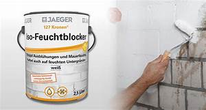 Mauer Ausblühungen Im Keller : paul jaeger gmbh co kg 127 kronen iso feuchtblocker ~ Articles-book.com Haus und Dekorationen