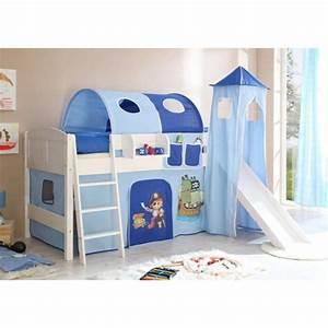 Lit Toboggan Ikea : chambre garcon avec toboggan ~ Premium-room.com Idées de Décoration