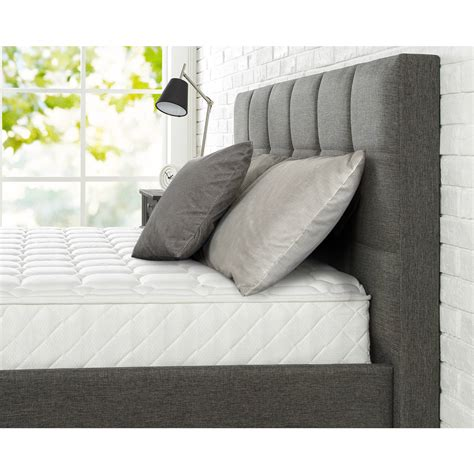mattress in a box king size 8 quot mattress in a box innerspring bed firm
