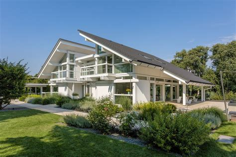 Moderne Häuser Frankfurt by Ausstellung Eigenheim Garten Huf Musterhaus