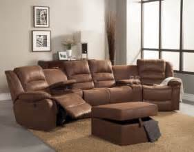 Microfiber Reclining Sectional With Chaise by Buy Small Sofa Online Small Reclining Sofa
