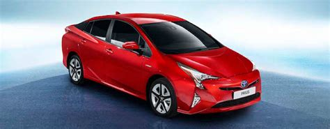 2016 Toyota Prius Mpg And Co2 Revealed
