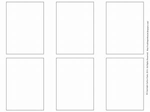template index card template With index card template for pages
