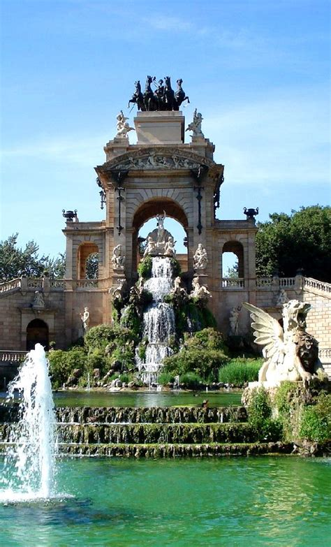 Pin by silver rain on Places I've Been | Barcelona ...
