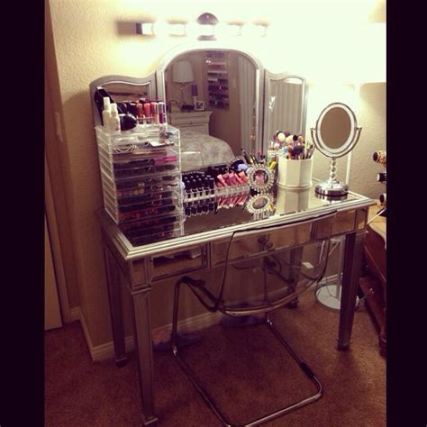 makeup vanity with lights ikea my vanity set up vanity lights from ikea vanity from