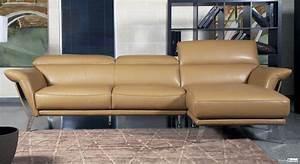 Canape Meridienne Cuir : meubles richard ~ Teatrodelosmanantiales.com Idées de Décoration