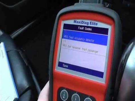 daewoo srs airbag light mot fail   fix youtube