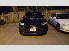 Blacked Out SQ5 AudiWorld Forums