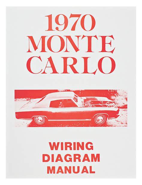 Monte Carlo Wiring Diagram Manuals Opgi