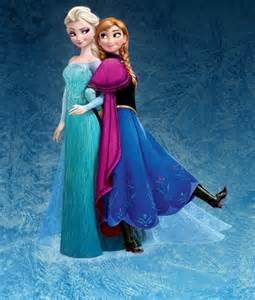 Anna Elsa Frozen