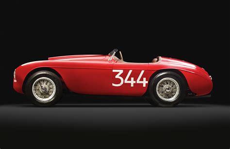 The Ferrari 166 S