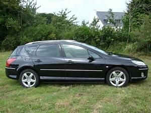 Peugeot Gonesse : troc echange peugeot 407 sw exe cutive 2 0 hdi 136 cv noire sur france ~ Gottalentnigeria.com Avis de Voitures