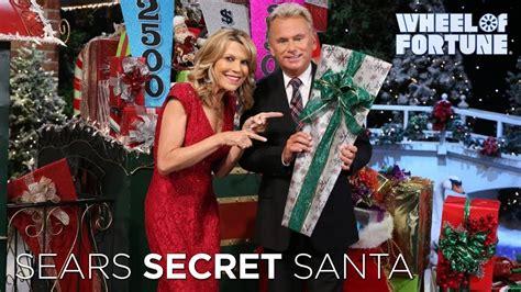 fortune wheel santa secret sweepstakes sears