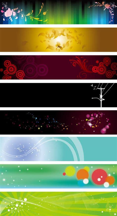 background banner beautiful pattern   eps ai