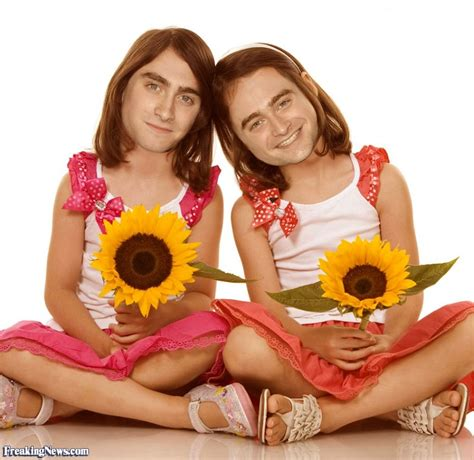 funny radcliffe pictures freaking news