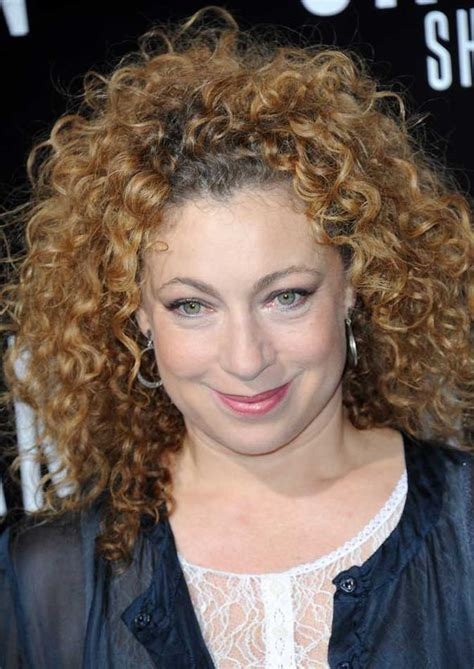 Doctor Who actress Alex Kingston on Professor River Song