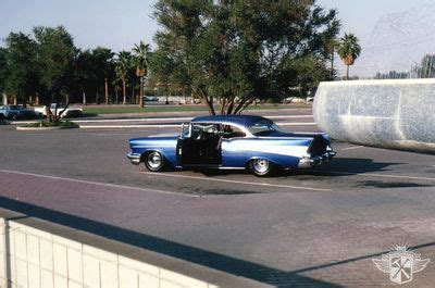 Phil Chevrolet by Phil Curry S 1957 Chevrolet Kustomrama