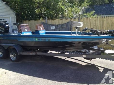 Bass Boat Parts by 1990 Chion Bass Boat For Sale In Queensbury New York