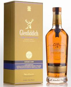 Glenfiddich Cask Collection Vintage Cask Single Malt ...