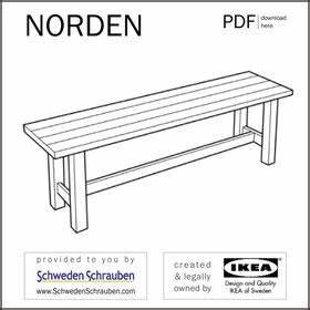 Ikea Norden Bank : download der ikea anleitungen shop kaufe ersatzteile ~ A.2002-acura-tl-radio.info Haus und Dekorationen