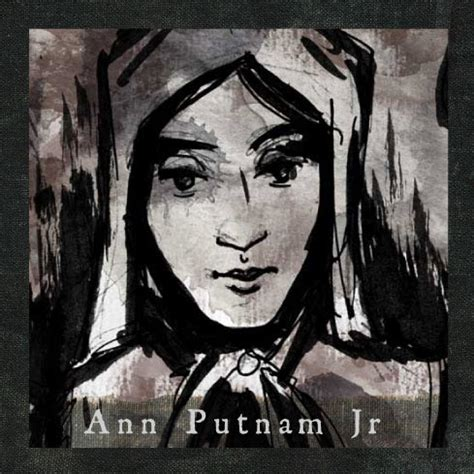 Ann Putnam Jr. | The Wild Hunt