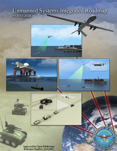 dod unmanned systems integrated roadmap fy  public intelligence