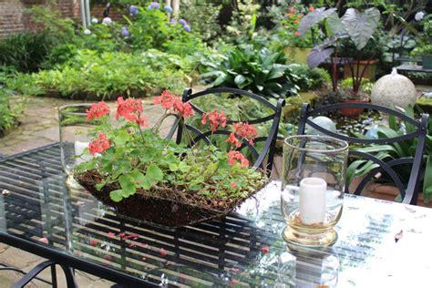 Charleston Home And Garden Tour 2017 shade garden plant ideas hgtv