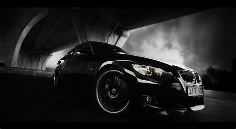 bmw black car wallpaper hd bmw wallpaper for desktop wallpapersafari