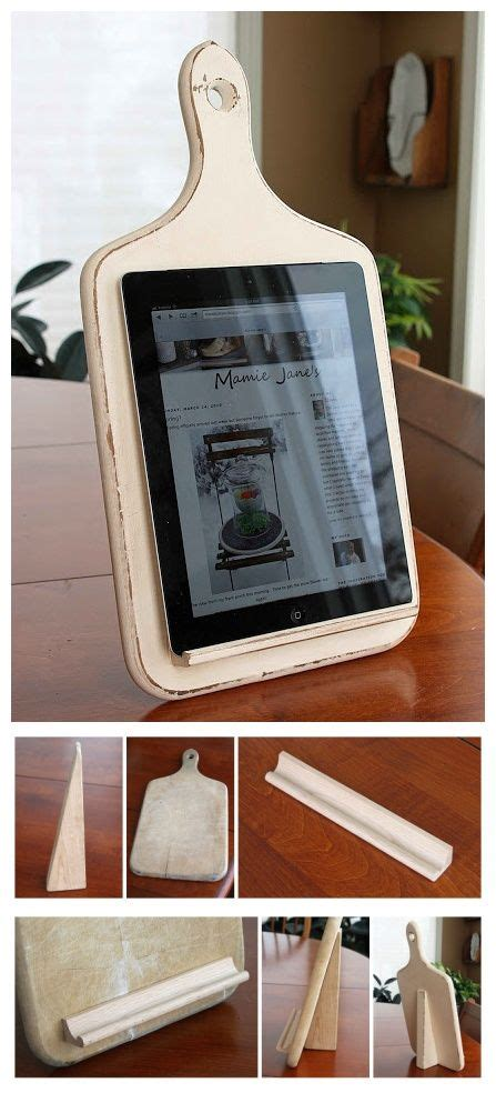 Diy Book Stand  Woodworking Projects & Plans