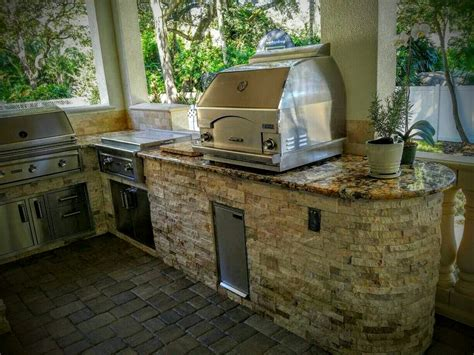 Creative Outdoor Kitchens Tampa Fl  Wow Blog