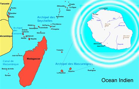 La Réunion Carte Géographique Monde by Carte De L 238 Le De La R 233 Union