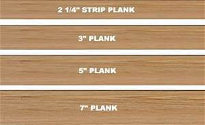 Hardwood floor customization board width and installation for Different width hardwood flooring