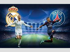 Real Madrid vs PSG Champions League 03062018, Free