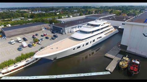 Yacht Aquarius by Superyacht Sunday Magnificent New Feadship Aquarius