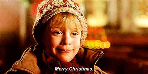 Merry Christmas Smiling Gif