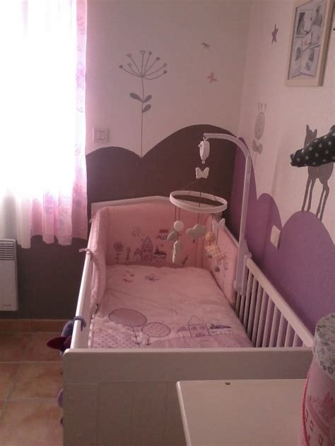 id馥 deco chambre fille beautiful idee deco chambre bebe fille mauve contemporary lalawgroup us lalawgroup us