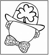 Coloring Leprechaun Patrick St Pages Patricks Draw Face Cartoon Clipart Drawings Printable Faces Colouring Saint Cliparts Clip Drawing Fun Disney sketch template