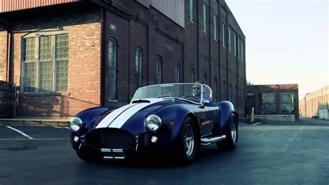coyote powered superformance shelby cobra  sale