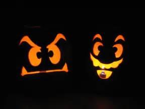 Bowser Stencil Pumpkin Carving by 16 Stupendous Mario Bros Pumpkins Smosh