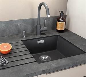 cuisines petits espaces mobalpa international With plan de travail cuisine avec evier integre